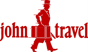 logo maletas john travel