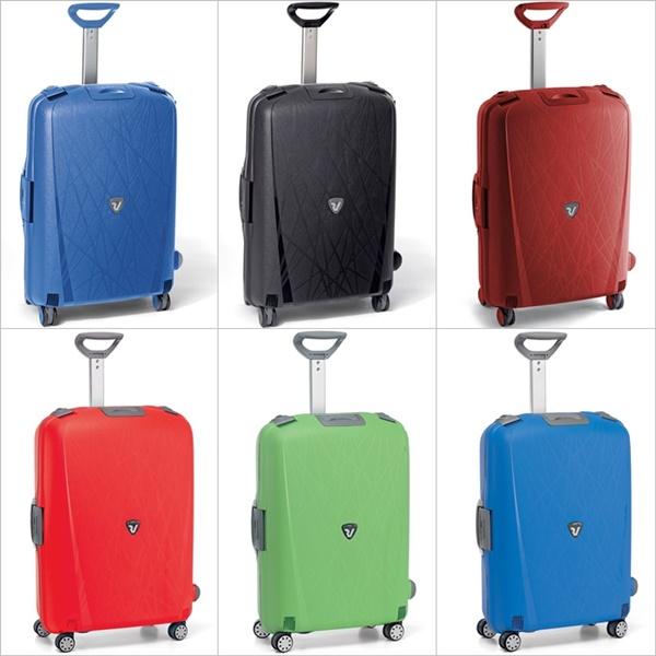 maleta-roncato-light-colores-azul-verde-rojo-naranja-negro